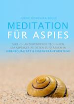 Meditation Fur Aspies