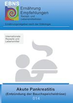 Ernahrung Bei Akute Pankreatitis af Josef Miligui