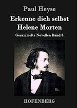 Erkenne Dich Selbst / Helene Morten
