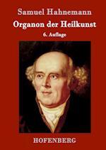 Organon Der Heilkunst af Samuel Hahnemann