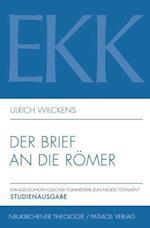 Der Brief an Die Romer af Ulrich Wilckens
