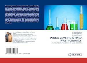 Bog, hæftet Dental Cements in Fixed Prosthodontics af Dr Shuchi Gupta, Ritesh Gupta, MANISH GOYAL