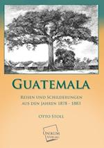 Guatemala af Otto Stoll