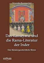 Das Ramayana Und Die Rama-Literatur Der Inder af Alexander Baumgartner