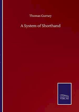A System of Shorthand