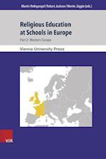 Religious Education at Schools in Europe (Wiener Forum Fur Theologie Und Religionswissenschaft, nr. 10)