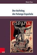 Der Aufstieg Der Falange Espanola