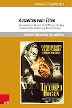 Auszeiten Vom Toten (Erich Maria Remarque JahrbuchYearbook, nr. )