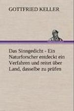 Das Sinngedicht af Gottfried Keller