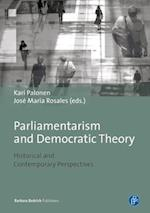 Parliamentarism and Democracy Theory af Kari Palonen