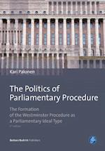 The Politics of Parliamentary Procedure af Kari Palonen