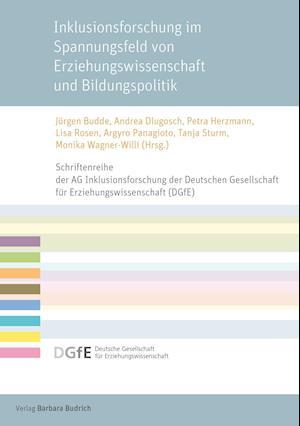 Inklusionsforschung im Spannungsfeld von Erziehungswissenschaft und Bildungspolitik