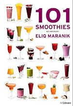 101 Smoothies to Mix and Enjoy af Orjan Westerlund