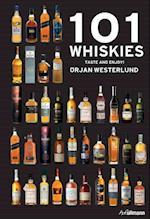 101 Whiskies af Orjan Westerlund