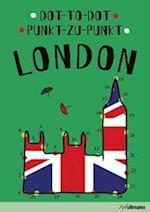 Dot-To-Dot London af Agata Mazur