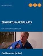 Zendoryu Martial Arts af Achim Keller
