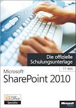 Microsoft SharePoint 2010 - Die offizielle Schulungsunterlage (77-886) af Press