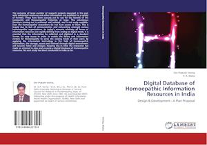 Digital Database of Homoepathic Information Resources in India