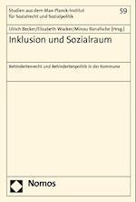 Inklusion Und Sozialraum