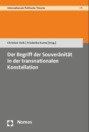 Der Begriff Der Souveranitat in Der Transnationalen Konstellation