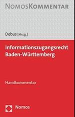 Informationszugangsrecht Baden-Wurttemberg
