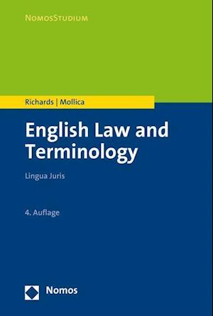 English Law and Terminology