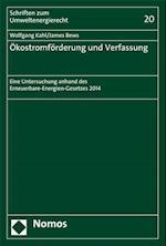Okostromforderung Und Verfassung af Wolfgang Kahl, James Bews
