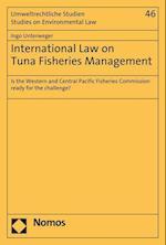 International Law on Tuna Fisheries Management (Umweltrechtliche Studien Studies on Environmental Law)