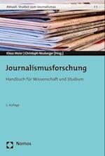 Journalismusforschung (Aktuell Studien Zum Journalismus, nr. 1)