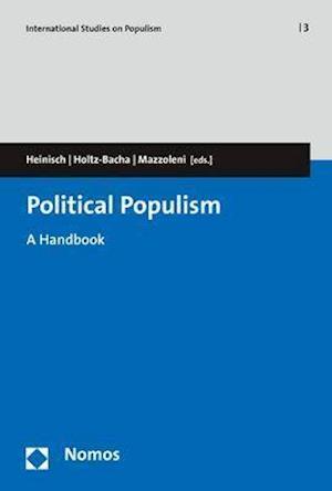 Bog, paperback Handbook on Political Populism