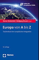 Europa Von a Bis Z