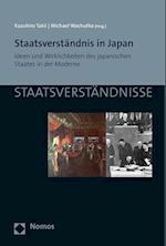 Staatsverstandnis in Japan (Staatsverstandnisse, nr. 90)