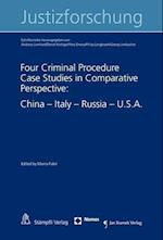 Four Criminal Procedure Case Studies in Comparative Perspective