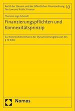 Finanzierungspflichten Und Konnexitatsprinzip af Thorsten Ingo Schmidt