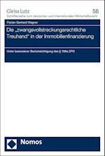 Die 'Zwangsvollstreckungsrechtliche Treuhand' in Der Immobilienfinanzierung (Gleiss Lutz Schriftenreihe Zum Deutschen Und Internationalen, nr. 56)