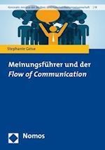 Meinungsfuhrer Und Der 'Flow of Communication' af Stephanie Geise