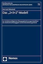 Das '2+3+2'-Modell (Schriftenreihe Des Zentrums Fur Europaische Rechtspolitik de, nr. 73)