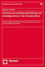 Insolvenzverschleppungshaftung Und Glaubigerschutz in Der Insolvenzkrise (Schriften Zum Insolvenzrecht, nr. 58)