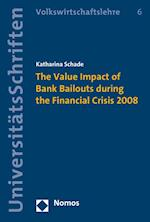 The Value Impact of Bank Bailouts During the Financial Crisis 2008 (Nomos Universitatsschriften Volkswirtschaft, nr. 6)