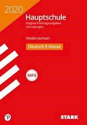 Original-Prüfungen Hauptschule 2020 - Deutsch 9. Klasse - Niedersachsen