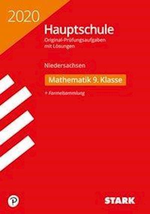 Original-Prüfungen Hauptschule 2020 - Mathematik 9. Klasse - Niedersachsen