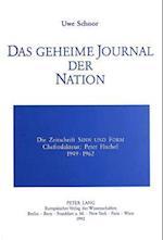 Das Geheime Journal Der Nation