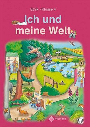 Ich und meine Welt. Lehrbuch Klasse 4. Sachsen, Sachsen-Anhalt
