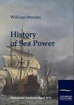 History of Sea Power af William Stevens
