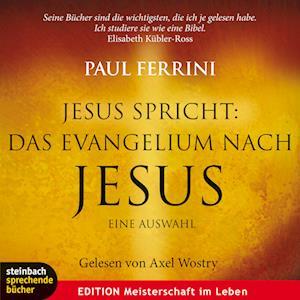 Jesus spricht: Das Evangelium nach Jesus. Ein neues Testament für unsere Zeit