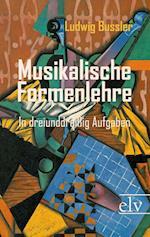 Musikalische Formenlehre af Ludwig Bussler