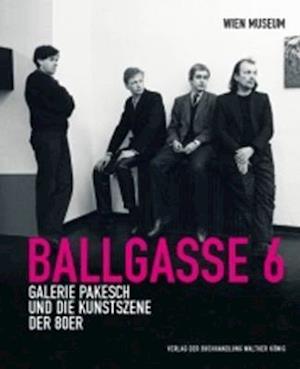 Ballgasse 6 Galerie Pakesch
