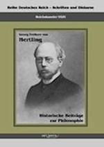 Georg Freiherr Von Hertling