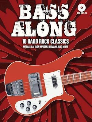 Bass along- 10 hard rock classics