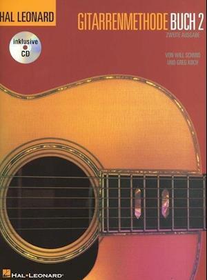 Hal Leonard Guitar Method: Book 2 (German Edition)